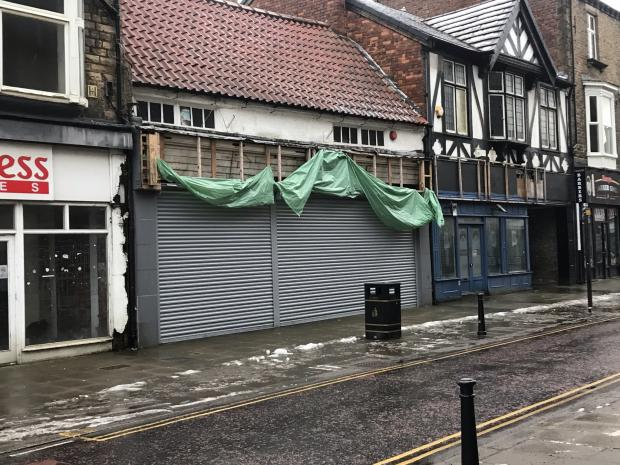 The Northern Echo: Mr Sutton said rats have become a huge problem in old, derelict buildings in the town centre