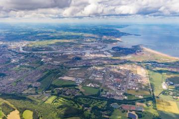 Leaders react to Teesside being chosen for windfarm port