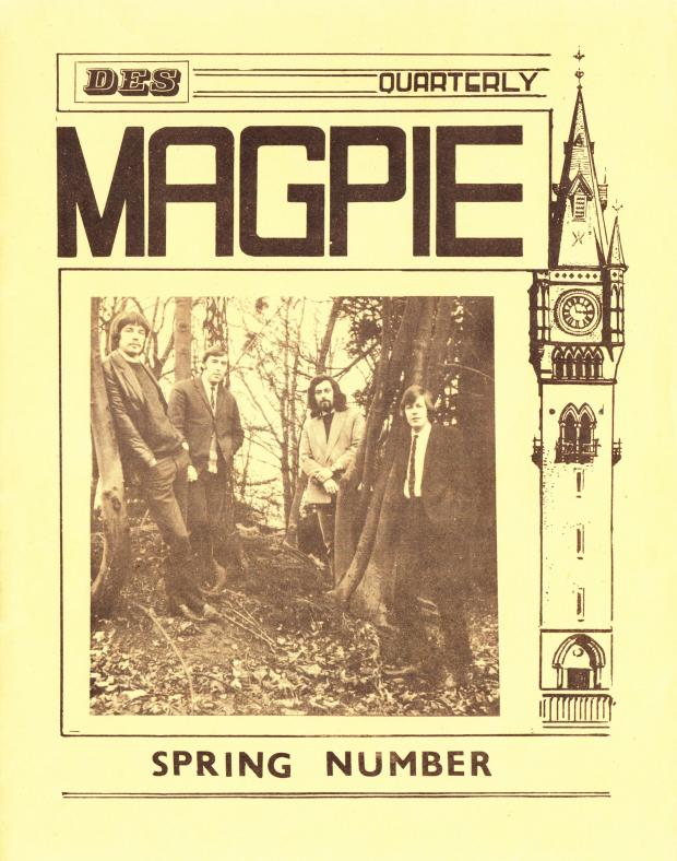 The Northern Echo: The Magpie magazine