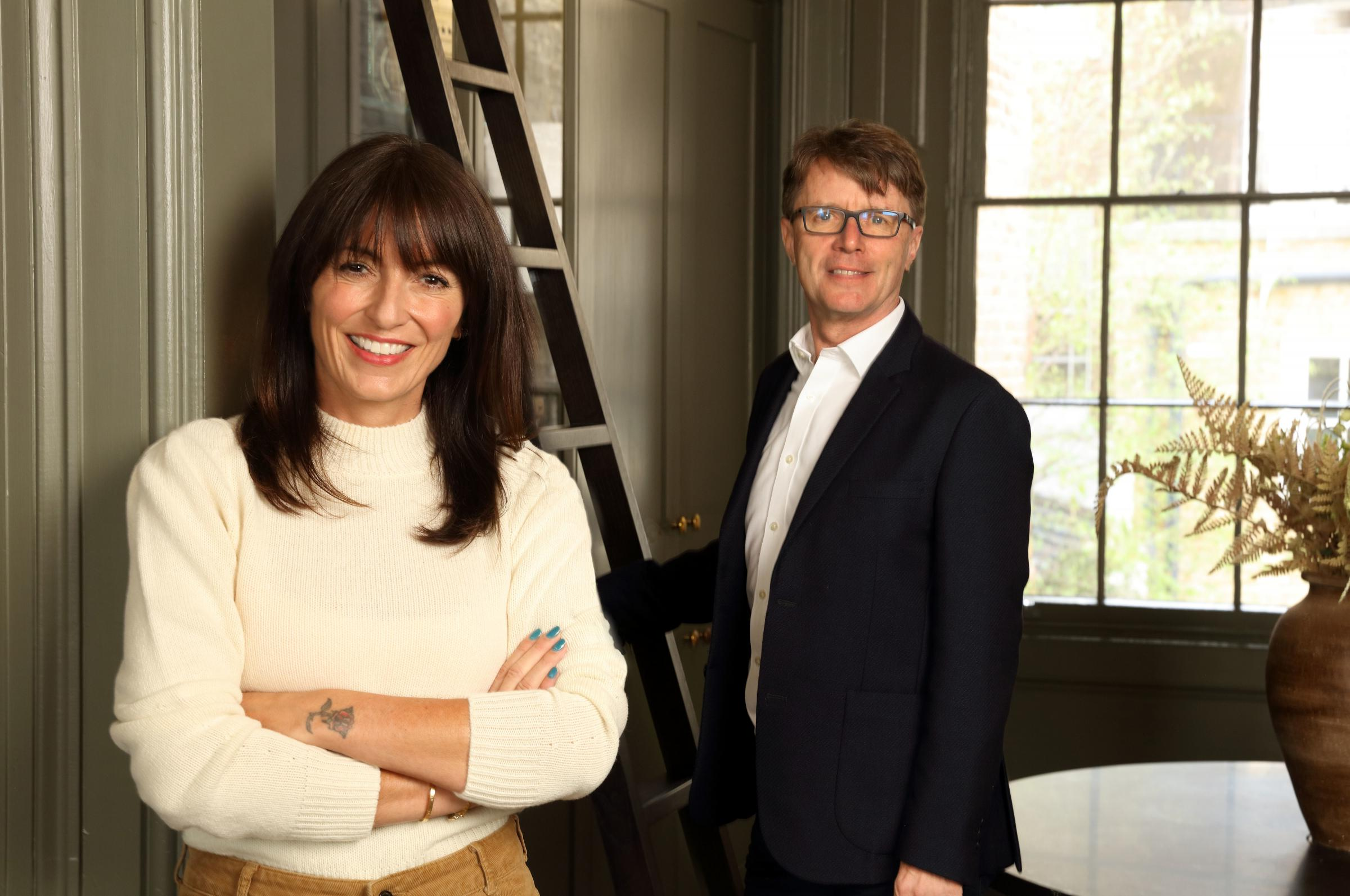 Davina McCall and Nicky Campbell: Long Lost Family