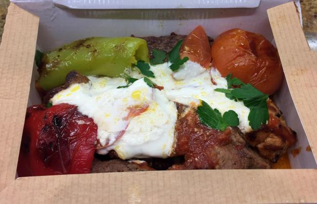 The Northern Echo: Iskender, a bit of everything