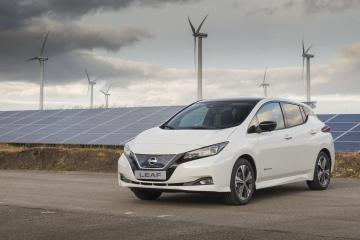 Nissan announces second solar farm on site meaning one in five cars built are powered by renewable energy