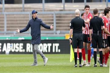 Bristol Rovers 0 Sunderland 1