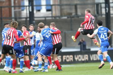 Sunderland's Aiden O'Brien targets the top two