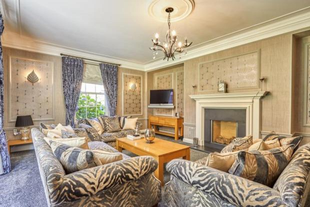 The Northern Echo: Living area. Photo taken from Croft Estate Agents/Rightmove