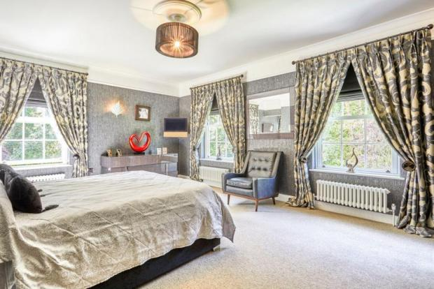 The Northern Echo: One of five bedrooms. Photo taken from Croft Residential/Rightmove