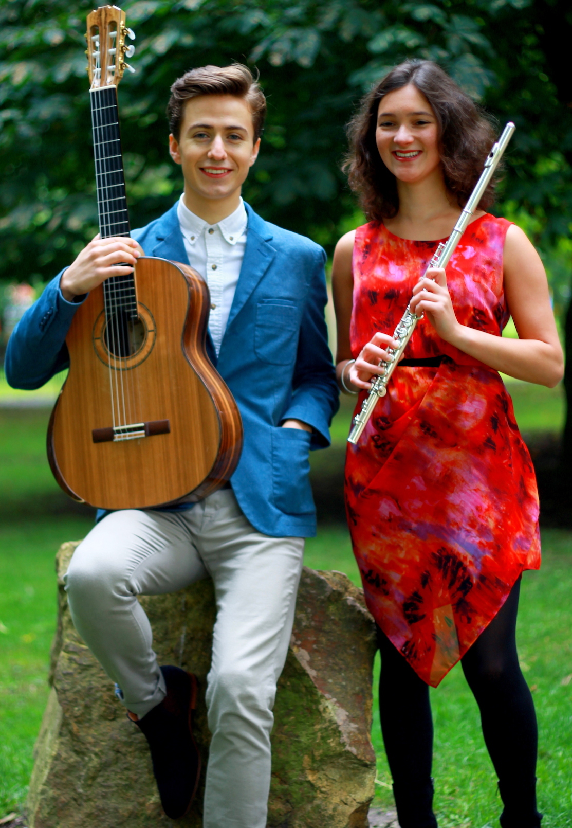 Meraki Duo will close the season with their concert on October 22