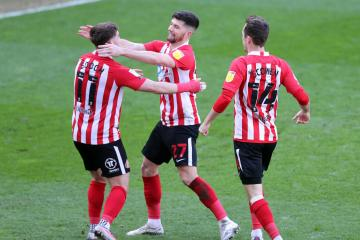 Match Ratings: Sunderland 3 Oxford United 1