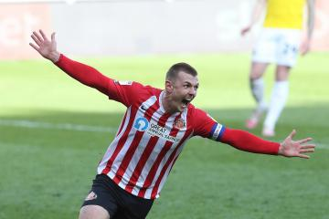 Max Power hopes Sunderland can get back to where they belong