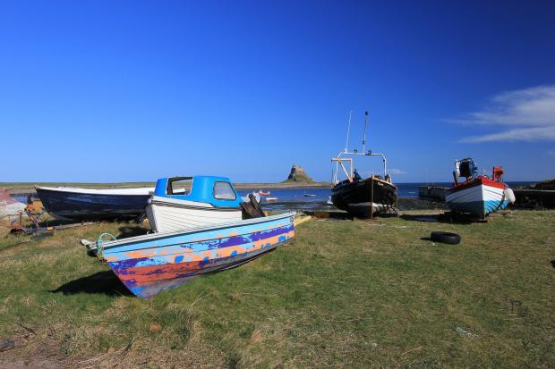The Northern Echo: Holy Island. Picture: Pixabay