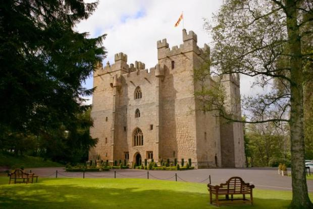 The Northern Echo: Langley Castle