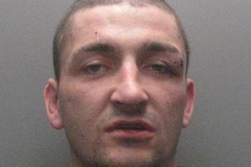 Burglar confronted by woman after walking into house at 3am