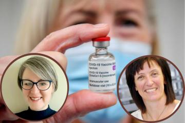 Darlington and County Durham health chiefs urge people to keep getting the jab