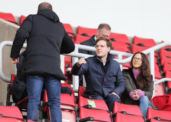 Sunderland majority owner and chairman Kyril Louis-Dreyfus