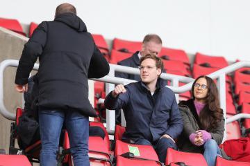 Steve Davison outlines Kyril Louis-Dreyfus' long-term plans for Sunderland