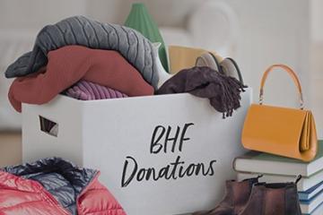 British Heart Foundation Consett calls for preloved donations