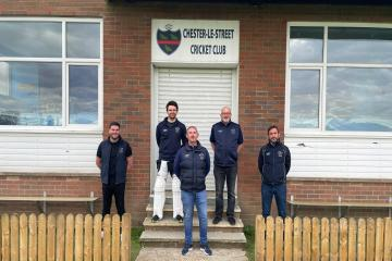 Chester-le-Street Cricket Club asks the community for support