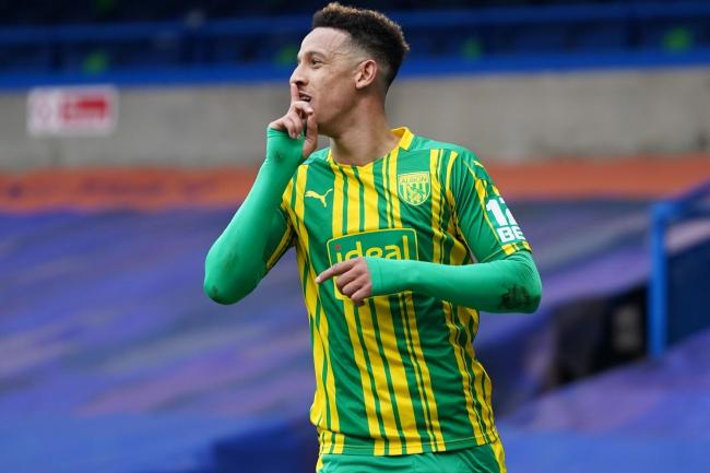 Callum Robinson has been the recipient of over 70 discriminatory social media messages