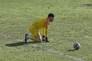 Lee Johnson on Peterborough's emergency goalkeeper signing