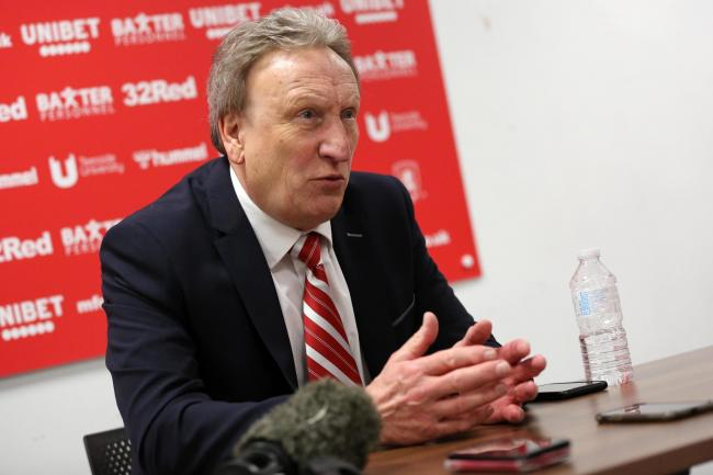Neil Warnock Expects All Of Middlesbrough S Out Of Contract Players To Leave The Northern Echo