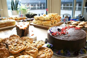 Dementia UK's annual baking fundraiser on the horizon