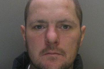 Bailed burglar went on 'one-man crime spree'