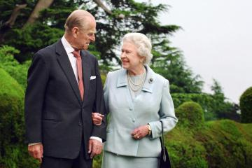Prince Philip not recognised by American lieutenant