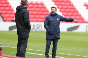Lee Johnson wants an 'immediate response' from his Sunderland side