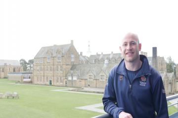 Mowden Park rugby player to tackle seven marathons