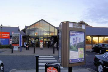 Roadchef recruiting 20 new staff members at Durham Services