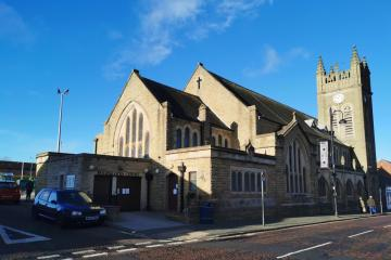 New lift and heating for much loved Bishop Auckland community centre