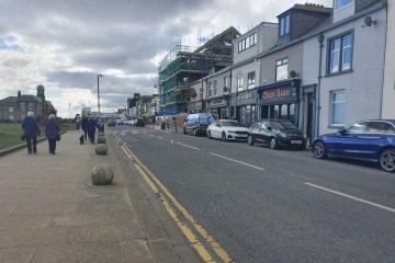 Punters head to seaside as hospitality reopens