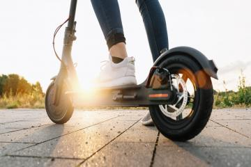 Newcastle: Suspected teenage thief fleeing on electric scooter arrested