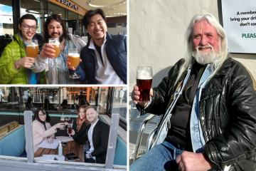 Drinkers and diners in the North-East enjoy first day after lockdown - pictures