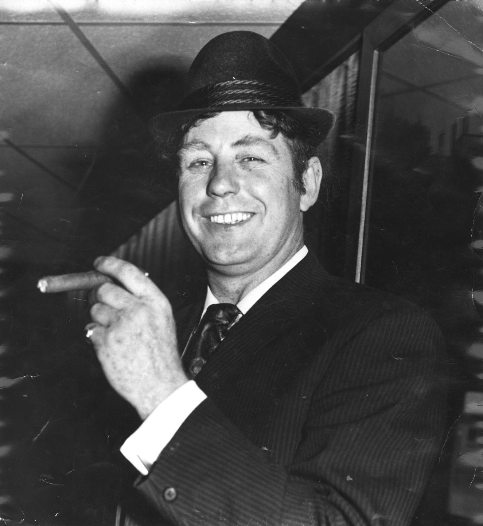 George Reynolds, safe-cracker