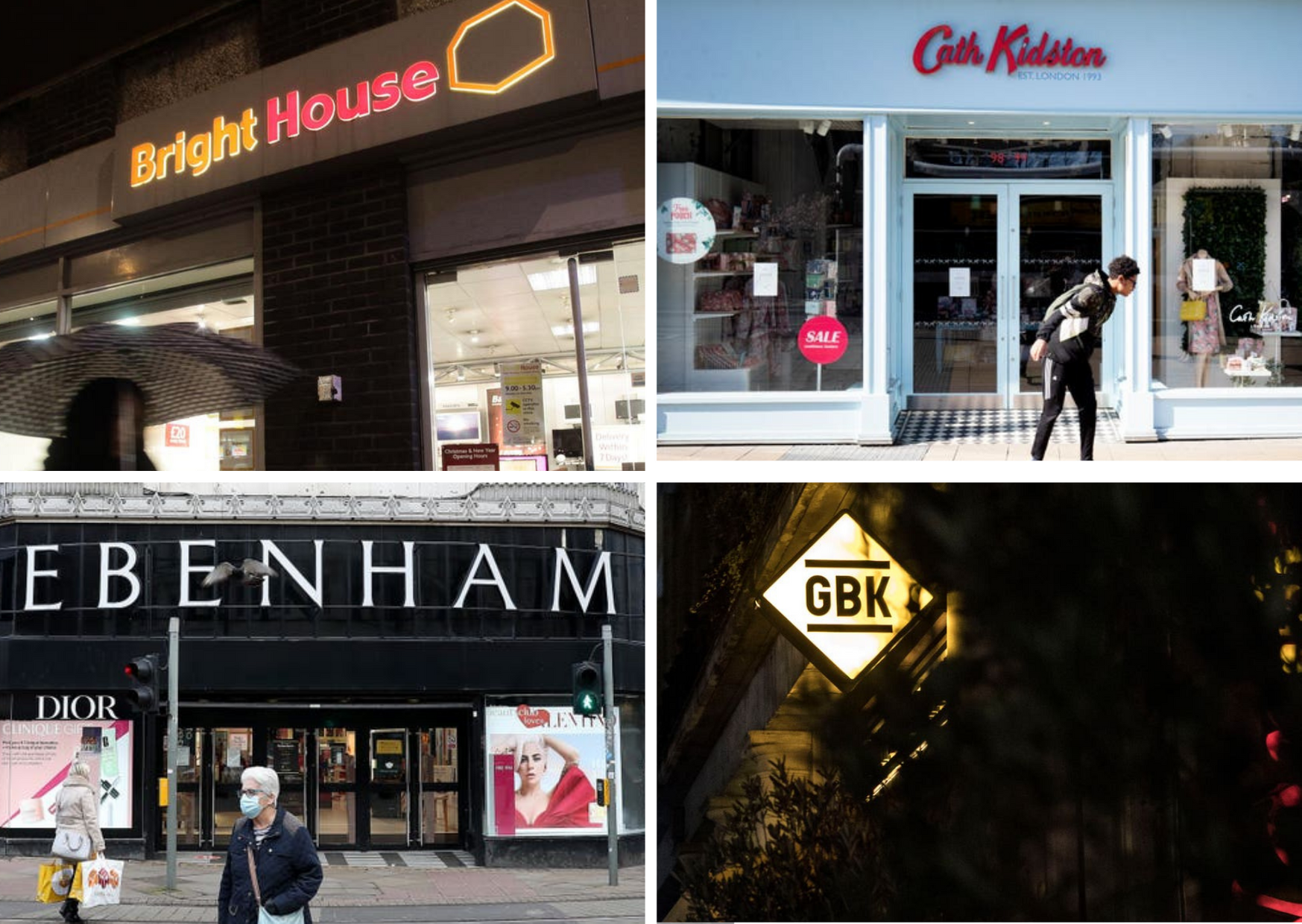 Why these big-name high street stores have NOT reopened this week