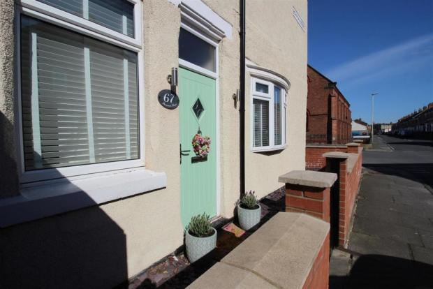 The Northern Echo: Bowman Street, Darlington. Picture: RIGHTMOVE