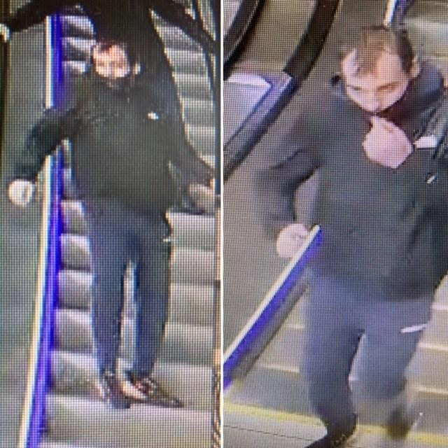 Police are trying to trace this man
