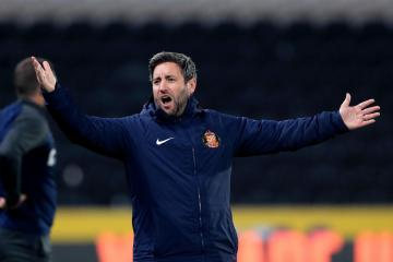 Lee Johnson's Sunderland line-up will reflect the state of the table