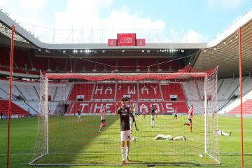 Are Sunderland's players strong enough to go up through the play-offs?