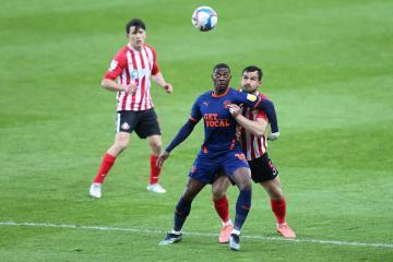 Sunderland 0 Blackpool 1