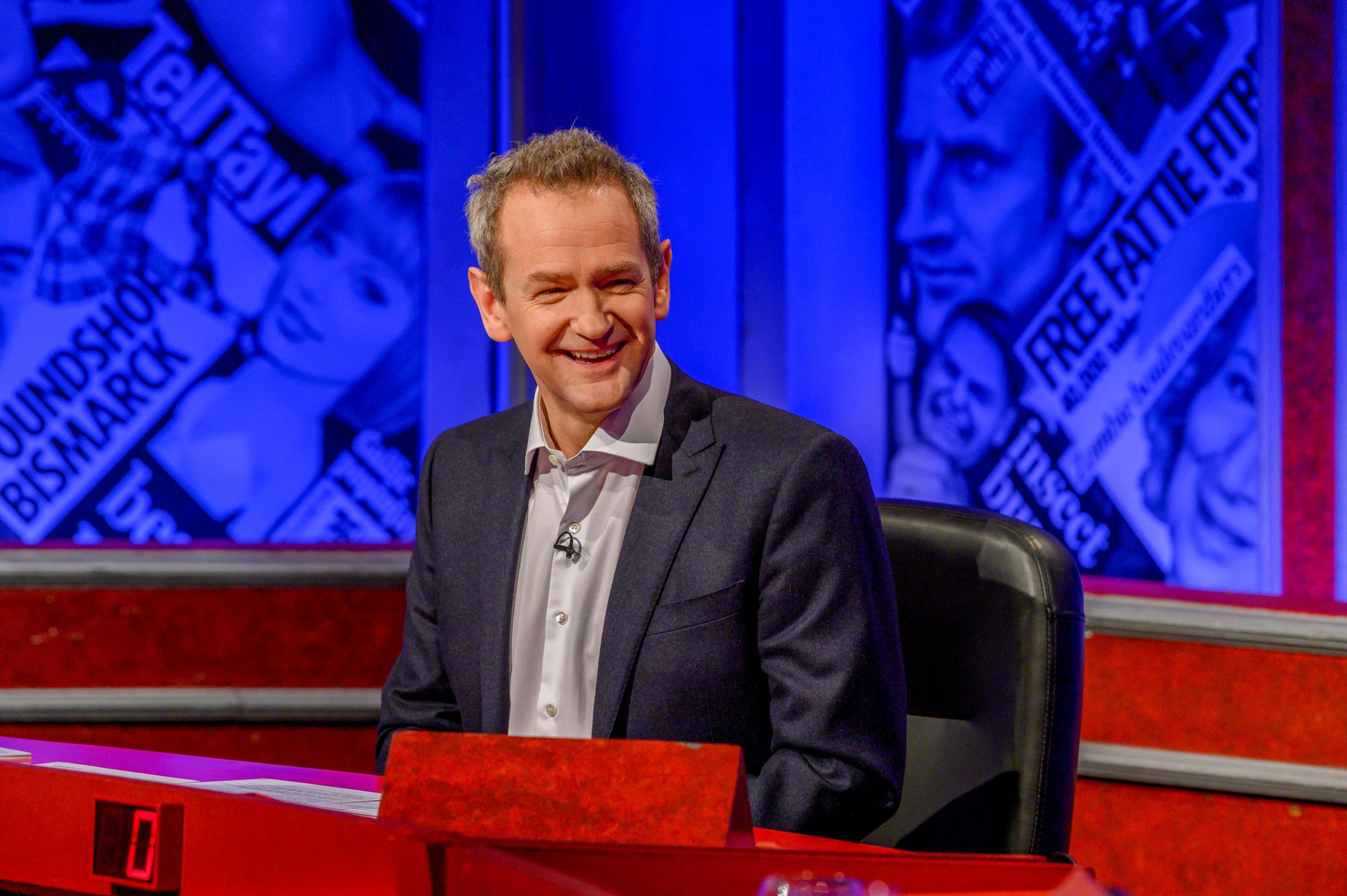 Have I Got News For You: Alexander Armstrong