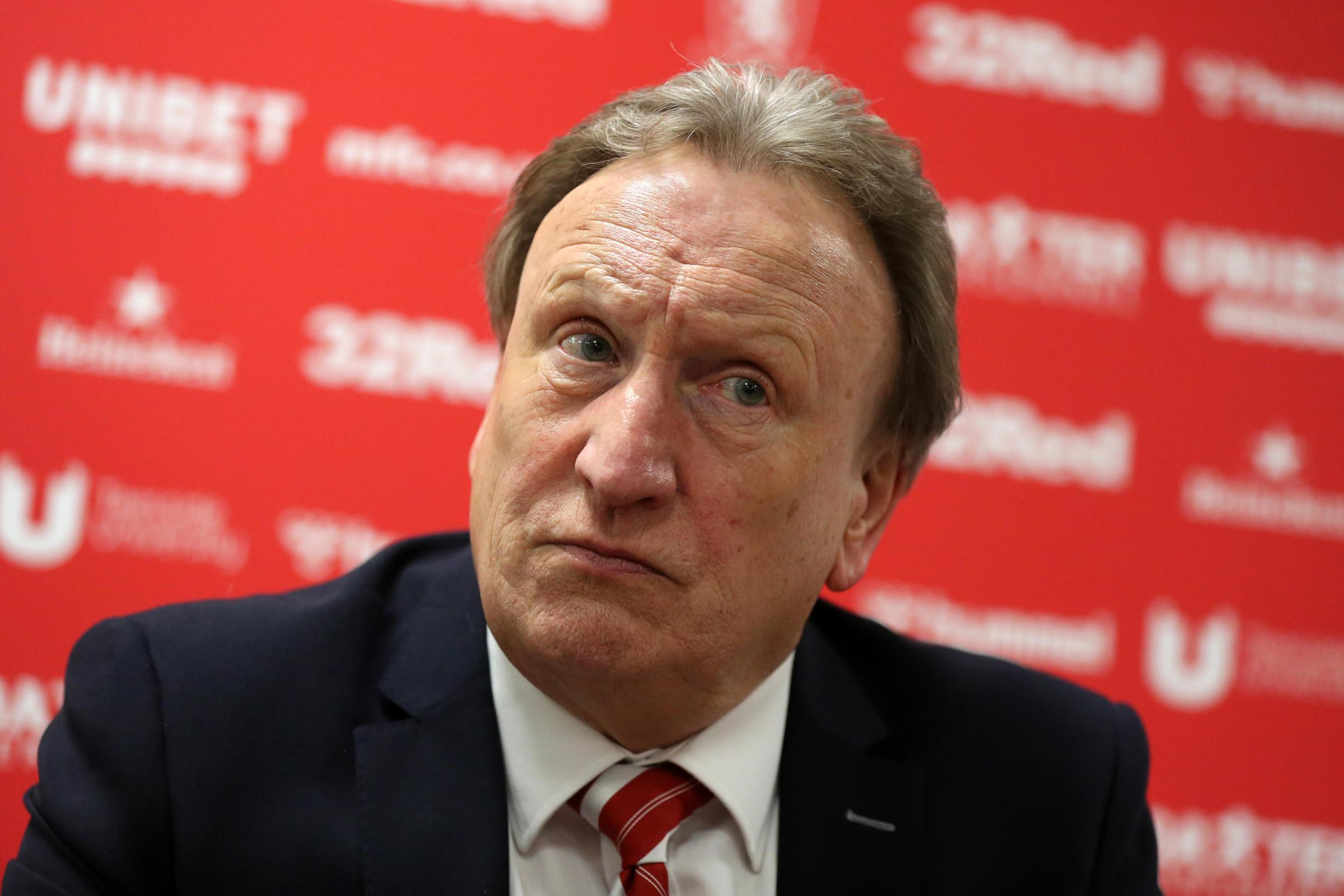 Neil Warnock explains Middlesbrough's transfer situation