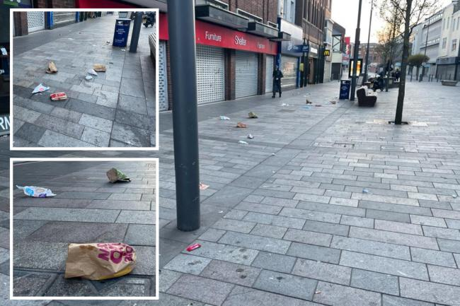McDonald's and Sunderland City Council have responded to concerns Pictures: NORTHERN ECHO