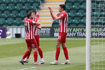 Ross Stewart proves an able deputy for Sunderland at Plymouth