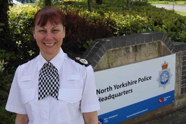 Lisa Winward praised the officers for their life-saving actions