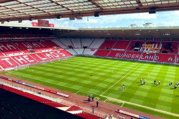 Sunderland announce ticketing details for play-off semi-final