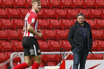 Sunderland to appeal against assistant manager Jamie McAllister's six-match ban