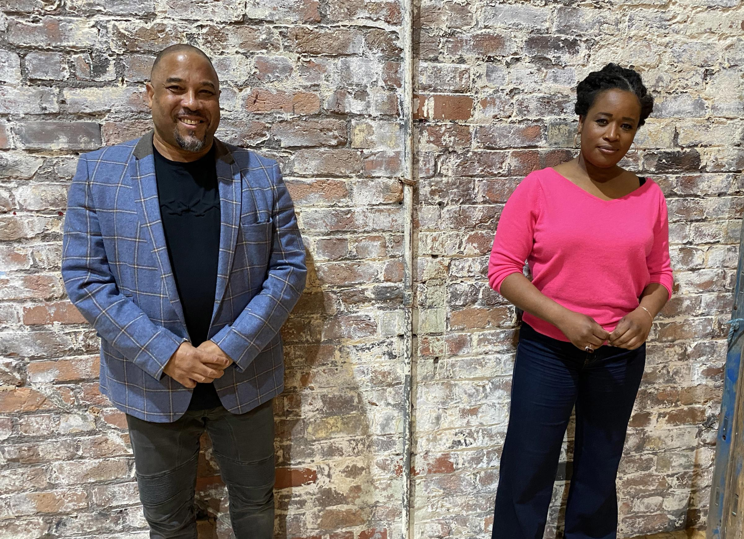 John Barnes and Charlene White feature in a new hour-long documentary