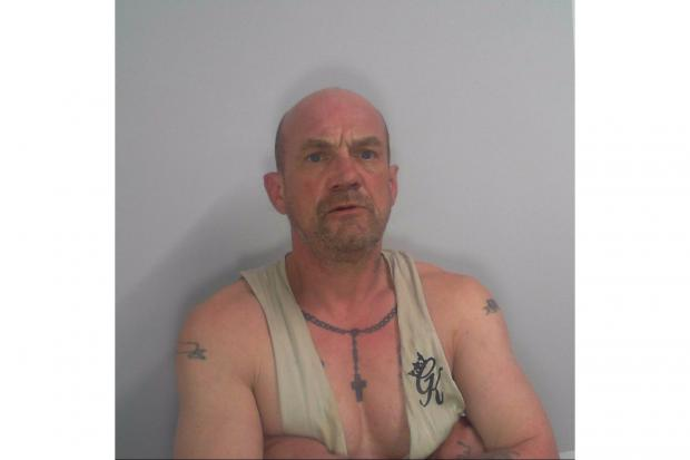 Steven Milner, of Eastfield, Scarborough, was arrested within 40 minutes of robbing an elderly man